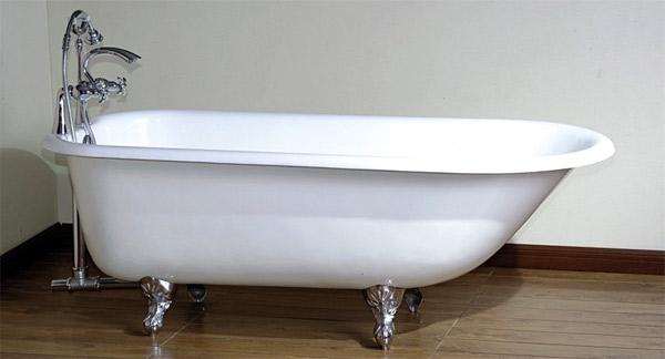 A Book On Bath Tubs